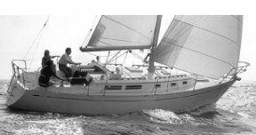 Cal 35 - Practical Sailor Print Edition Article