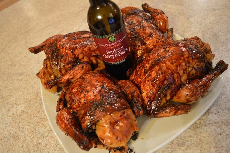 #Popular on our website this week: How to Roast #NapaValley #Bordeaux #Cherry #Balsamic Rock #CornishHens! #roasting #poultry   * Subscribe to Cooking With Kimberly: http://cookingwithkimberly.com #cwk