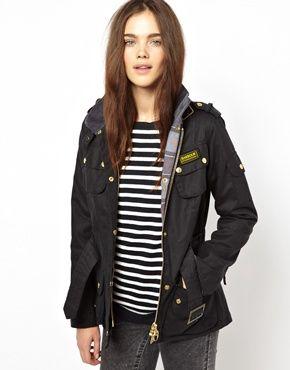 Enlarge Barbour International Jacket