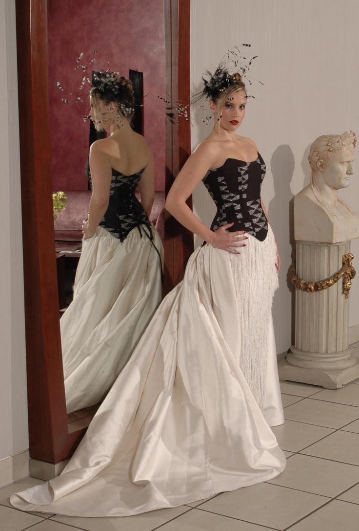 kosibah halloween wedding - Halloween Wedding Gown