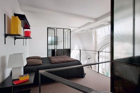 Une chambre sophistiquée dans ses moindres détails - 50 photos pour créer une chambre qui me ressemble - CôtéMaison.fr