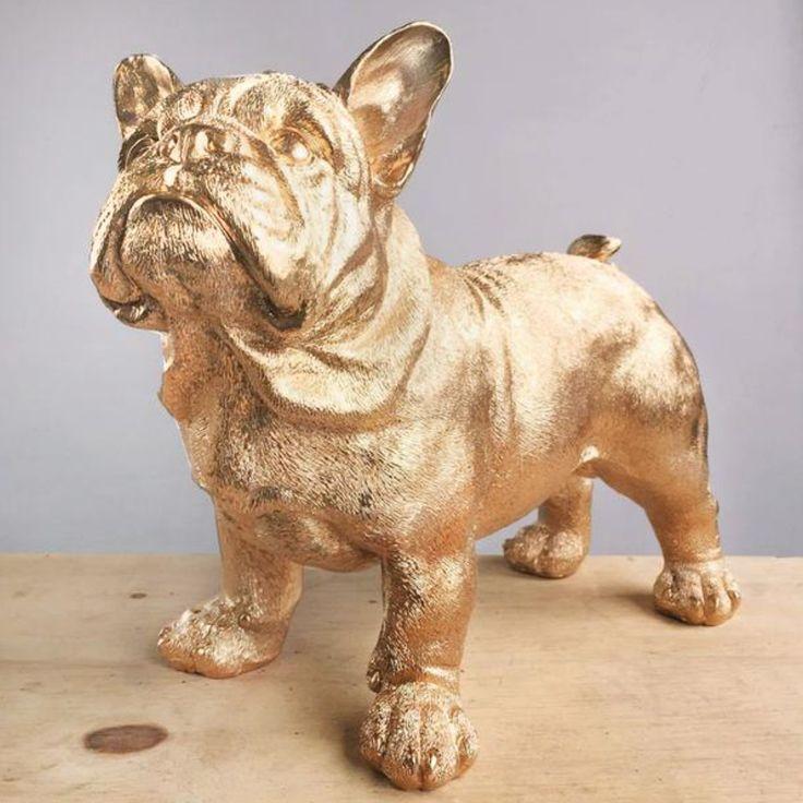 Fredrick the French Bulldog -The Block Shop