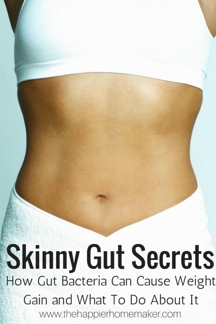 "Skinny Gut Secrets- how gut bacteria can affect your weight and what this blogger does to ""fix"" it"