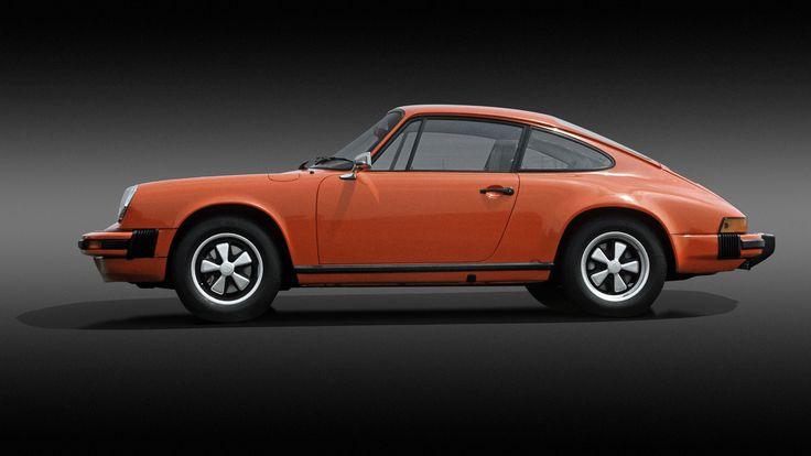 #Porsche911 Carrera 2,7 Cupé de 1973.
