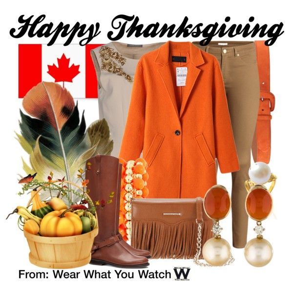 Happy Thanksgiving Canada