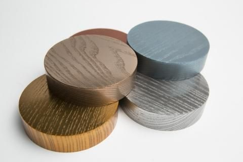 Pujolasos: Metallized wood caps for luxury goods | Packaging World