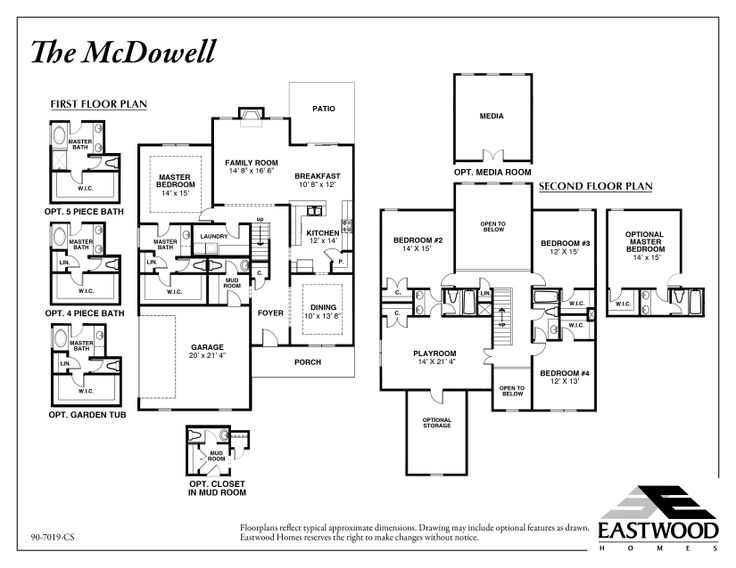 36 Best Images About Our Designs By Eastwood Homes On