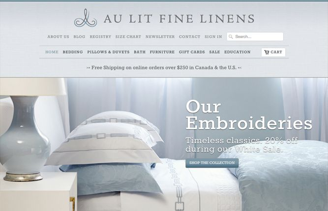 30 Beautiful and Creative Ecommerce Website Designs — Ecommerce Marketing Blog - Ecommerce News, Online Store Tips & More by Shopify