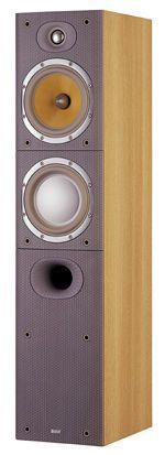 B & W DM603 S3 altavoz | Stereophile.com