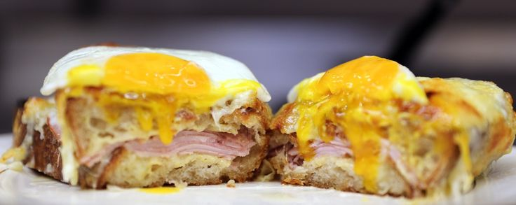 Croque Madame | MUNCHIES