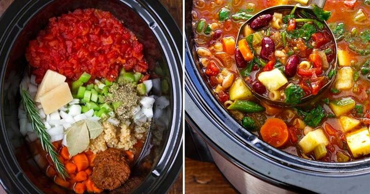 5 hearty and delicious slow cooker soups