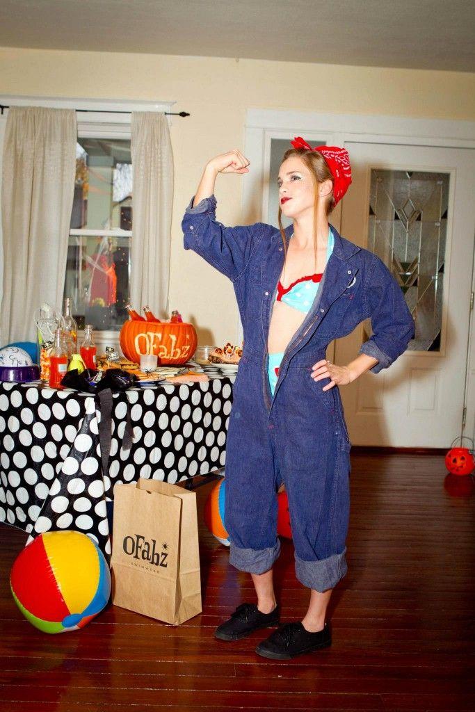 D.i.y Halloween Costumes