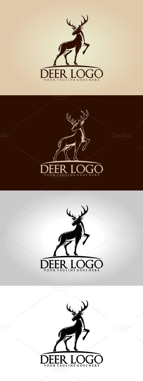 49 best elk logo marks images on pinterest animal logo logo