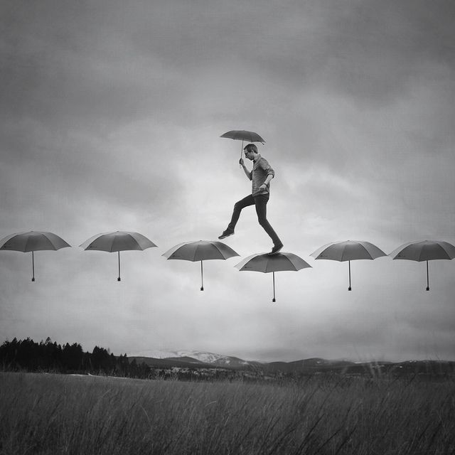 Rain Walk by Joel Robison