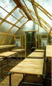 Best 25 wooden greenhouses ideas on pinterest lean to for Gothic greenhouse plans