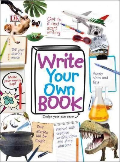 Tell your own story with this unique book filled with creative writing prompts and activities. Young writers can build their skills, develop their confidence, and learn how to write a book in this uni