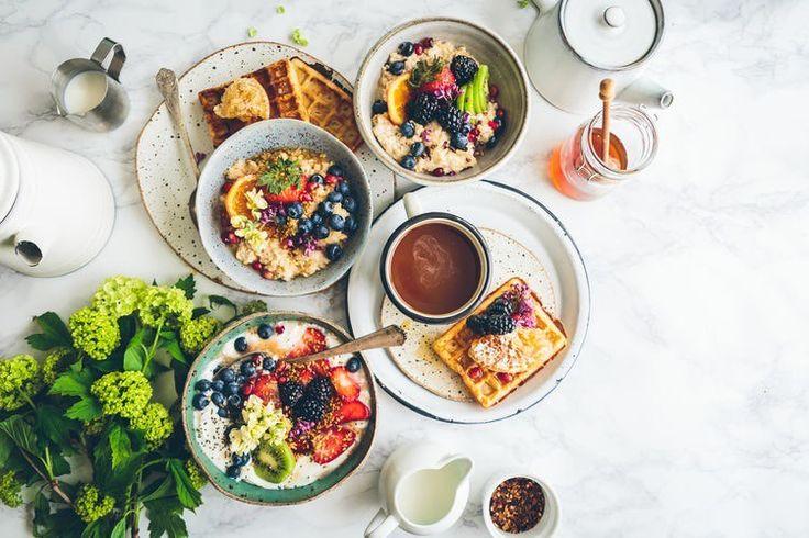 What successful women eat for breakfast
