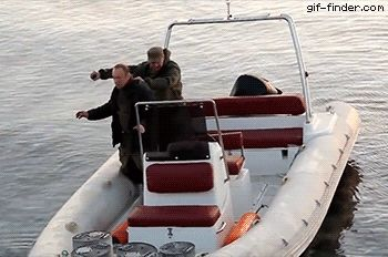 Grenade Fishing Gone Wrong | Gif Finder – Find and Share funny animated gifs
