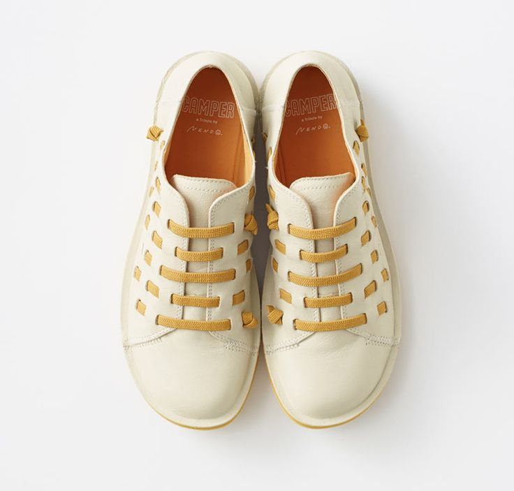 Camper shoes by Nendo