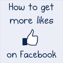 How to Get More Likes on Your Facebook Posts (Infographic)
