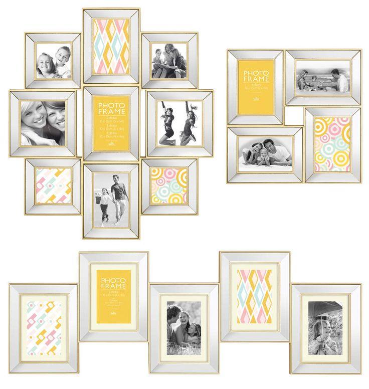 die besten 25 collage rahmen ideen auf pinterest bildcollagen bilderrahmen und collage. Black Bedroom Furniture Sets. Home Design Ideas
