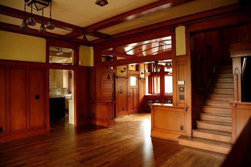 i love this home: Amazing Woodworking, Ceilings Beams, Craftsman Interiors, Bungalows House, Bungalows Woodworking, Bungalows Interiors, Craftsman Dreams, Beautiful Woodworking, Craftsman Bungalows
