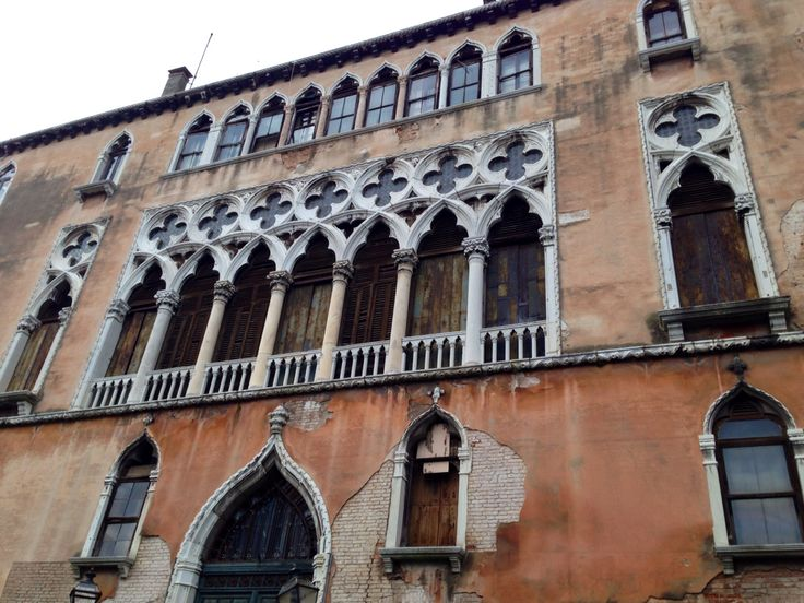 #venice #italy #building #pattern