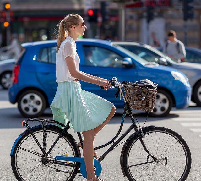 Copenhagen Bikehaven by Mellbin - Bike Cycle Bicycle - 2012 - 7902 by Franz-Michael S. Mellbin, via Flickr