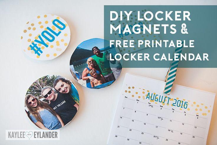 Diy Locker Calendar : Best kaylee eylander diy images on pinterest