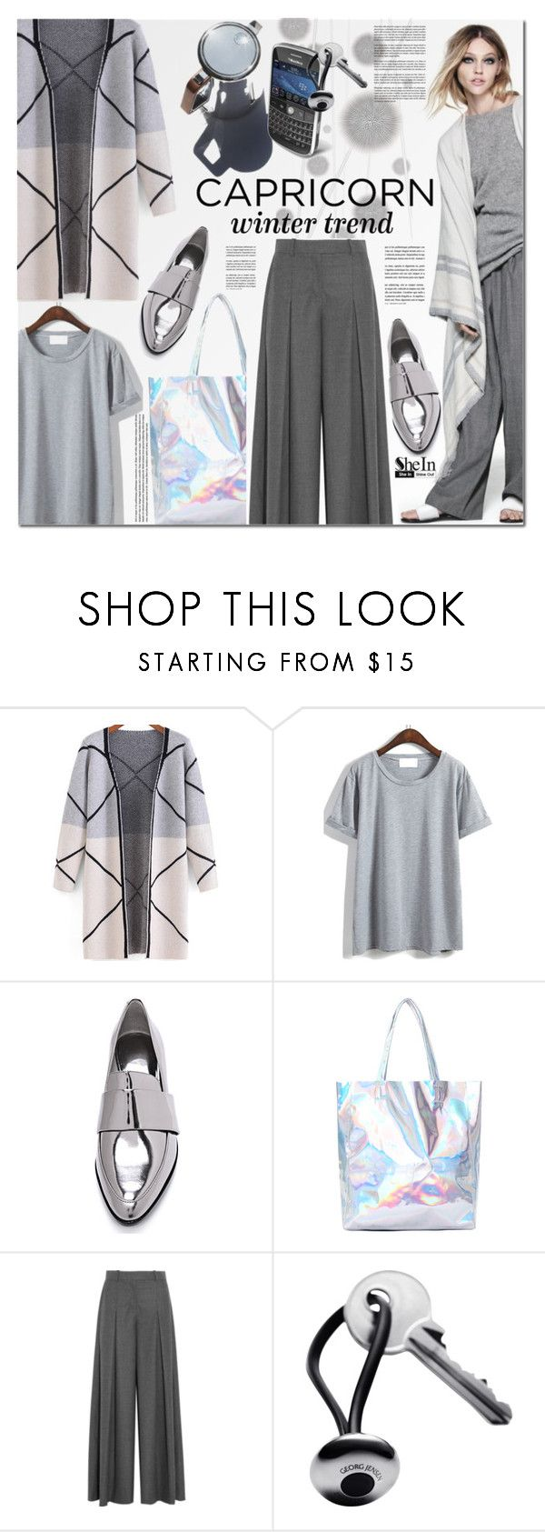 """What's Your Fashion Horoscope?"" by barbarela11 ❤ liked on Polyvore featuring Komar, Garance Doré, 3.1 Phillip Lim, J.Crew and Georg Jensen"