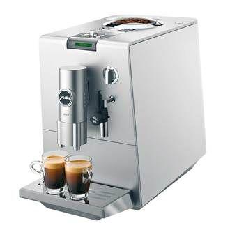 Machine � caf� automatique avec broyeur int�gr� 1 � 2 tasses Ena 7