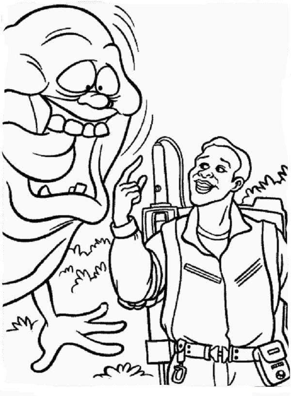 Pin De Nalini Santos Em Ghostbusters Desenhos