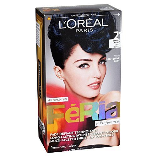 Image result for loreal feria starry night