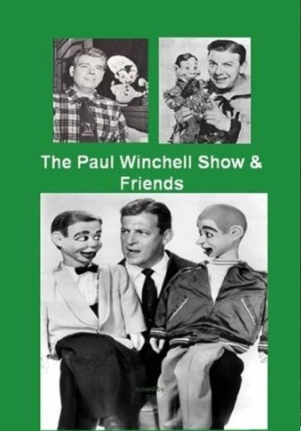 The Paul Winchell Show (TV Series 1950–1954)