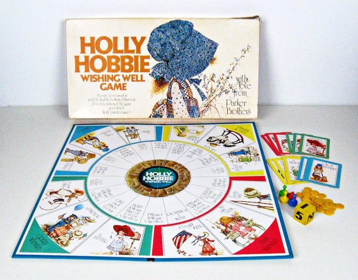 Free Online Holly Hobbie Games For Girls - Dress Up Games