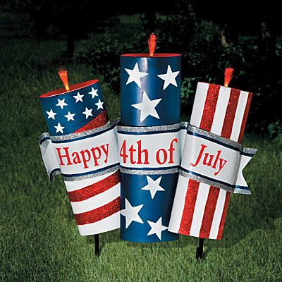 4th of july decorations crafts