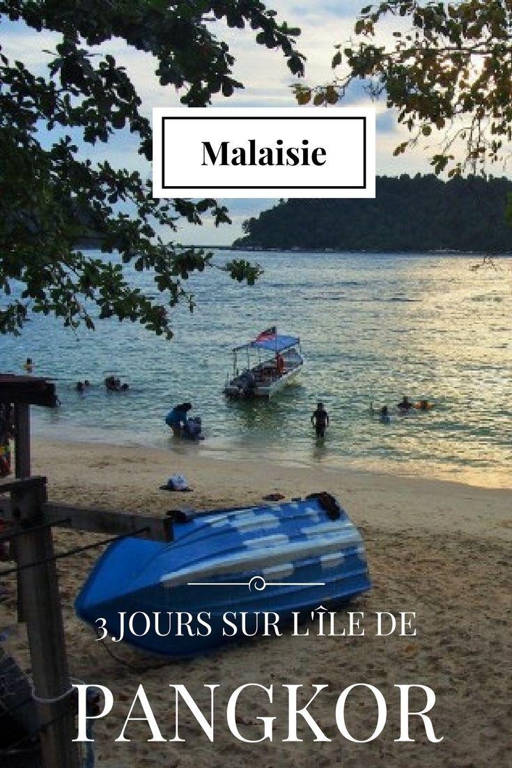 Récit de voyage de notre séjour sur l'île de Pangkor en Malaisie: calaos, snorkeling, plage paradisiaque... Je vous donne tous mes conseils et avis pour préparer votre beau voyage en Malaisie