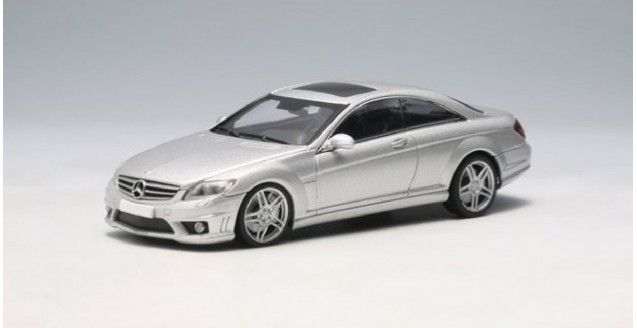 Mercedes CL63 AMG Silver AUTOart 56246