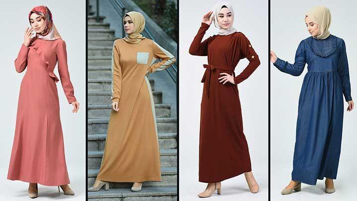2020 Sefamerve Tesettur Elbise Modelleri 16 Reformation Clothing 2020 Elbise Modelleri Nedime Giysileri Elbise