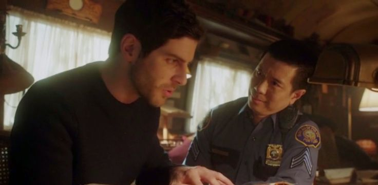 Tv Shows Over The World: Grimm Season 4, Episode 13 - Trial by Fire 2015