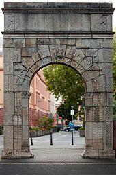 Arc de Dativius Victor - MayenceIIIe siècle (Allemagne)