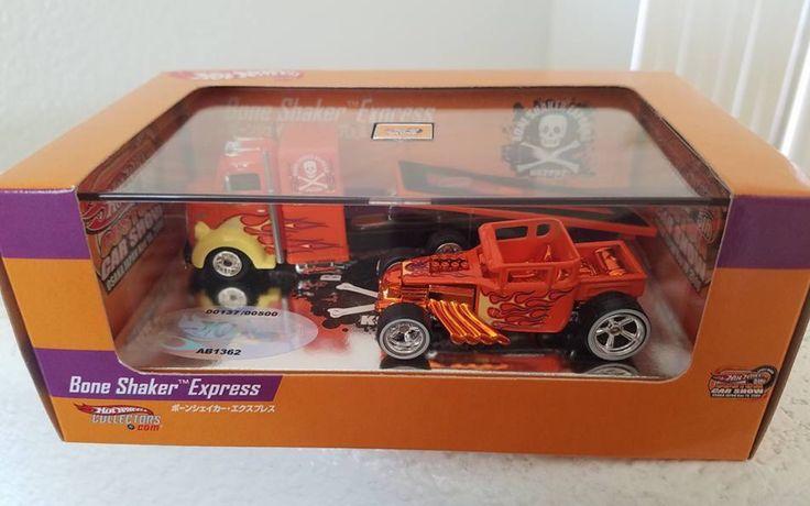 Bone Shaker Express