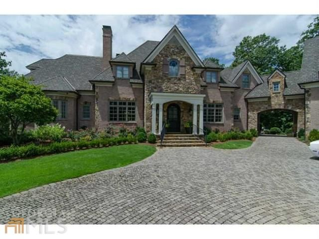 Exceptional 218 Londonberry Road Nw, Atlanta GA: 7 Bedroom, 10 Bathroom Single Family  Residence