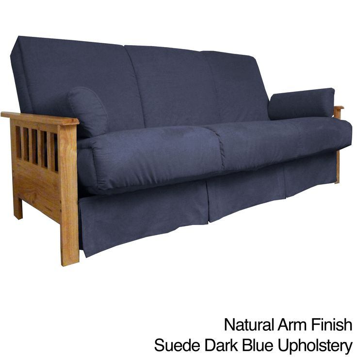 EpicFurnishings Provo Perfect Sit & Sleep Mission-style Pillow Top Queen-size Sofa Bed
