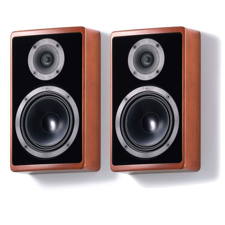 Canton - Ergo 610 On-Wall Surround Speakers CHERRY - Speaker Pair - Ex Demo | Electronics, Home Audio Stereos, Components, Home Speakers & Subwoofers | eBay!