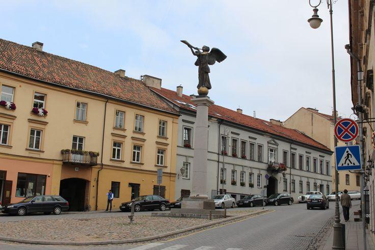 Dzielnica Uzupis