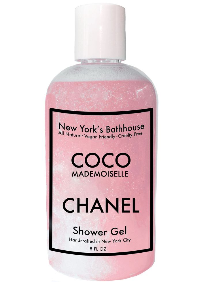 Dupe of Coco Mademoiselle by CHANEL in creamy shower gel. 8oz Bottle Ingredients: Water, Sodium Laureth Sulfate, Cocamidopropyl Betaine, Cocamide DEA, Sodium Chloride, Glycerin, Citric Acid, Kathon CG