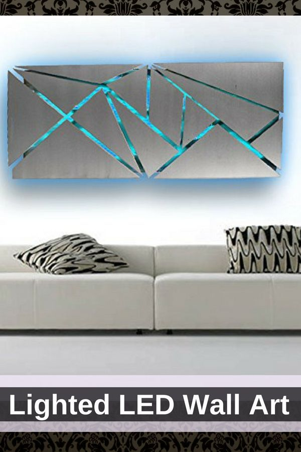 Lighted Wall Art Decor Por And