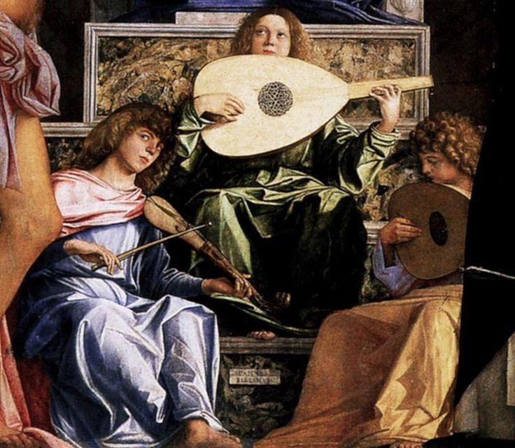 Pala di san giobbe 06 - San Giobbe Altarpiece - Wikipedia