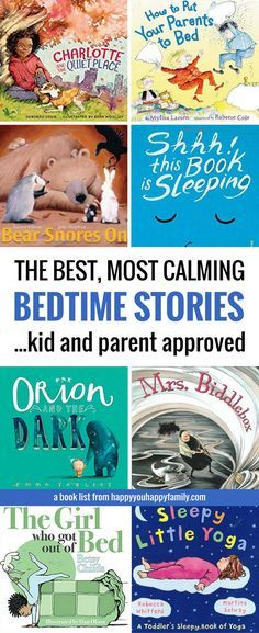 The problem with most picture books as bedtime stories? They increase your kid's energy instead of slowing them down for sleep. Add these kids' books to your nightly bedtime routine when you need your energetic kid to calm down so they can actually fall asleep. Best ever list of bedtime story books!